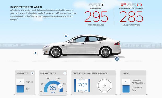 Lastest Teslas Elon Musk Promises To Solve Model S Range Anxiety