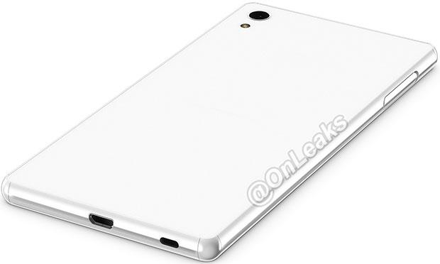 Sonyk Xperia Z4 Back