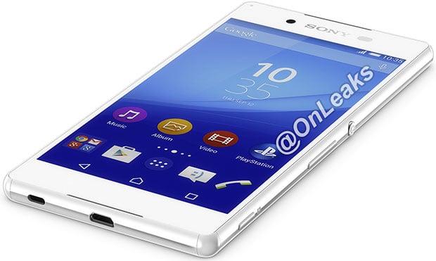 Sony Xperia Z4 Front