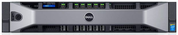 The Dell Precision Applaince for Wyse with Nvidia graphics