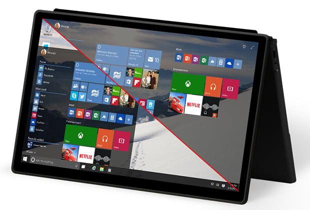Windows10 Continuum 1C