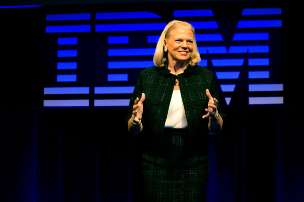 IBM is helping Chinese companies in an effort to keep a toehold in the country's tech industry.