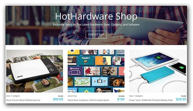 hothardware shop