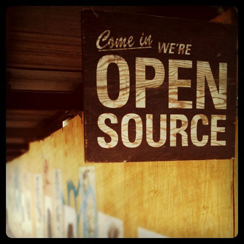 Come In Were Open Source1