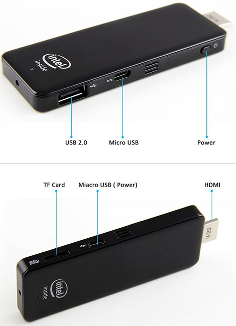 Intel Compute Stick Features1
