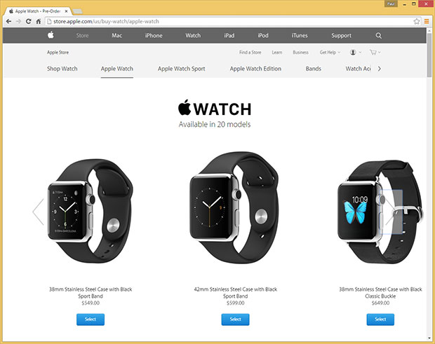 Apple Watch Online
