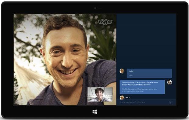 Skype Translate