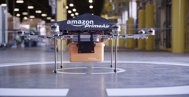 Amazon Prime Air resumes testing
