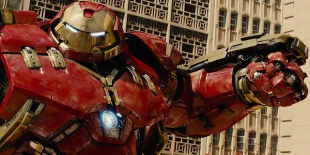 Big Iron Man vs Hulk The Iron Man Versus Hulk