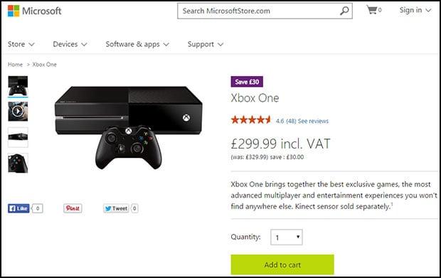 Xbox One U.K.