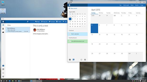 Windows 10 10051 HotHardware