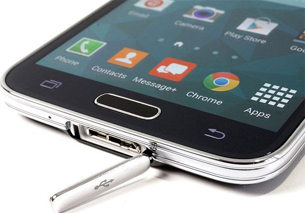 Samsung Galaxy S5 USB