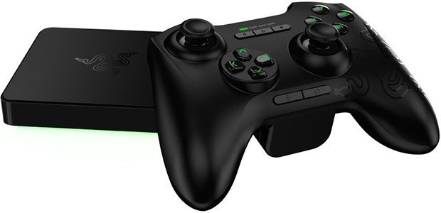 Razer Forge TV and Controller
