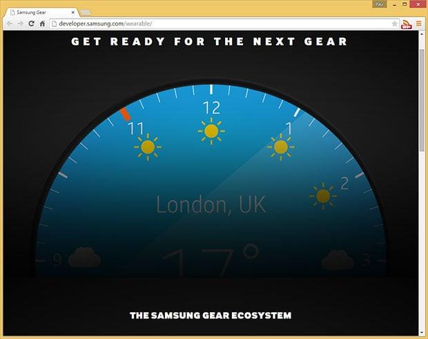 Samsung Gear Round