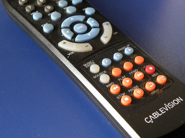 Cablevision Remote
