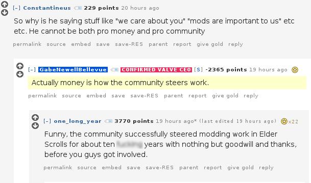 Gabe Newell reddit
