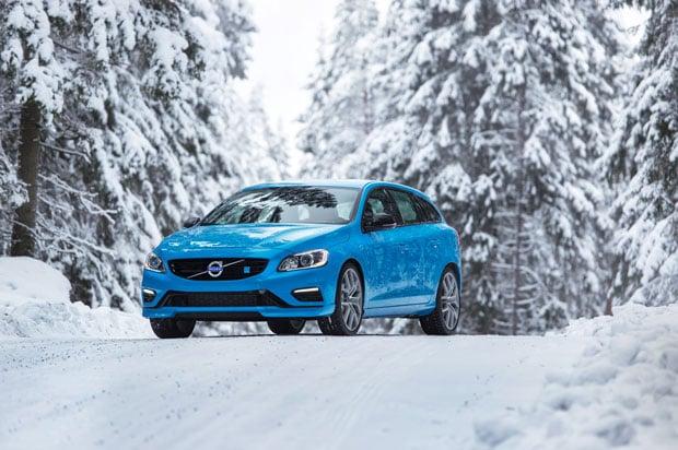 Volvo v60 polestar 2016