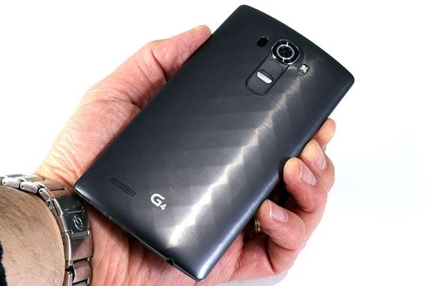 LG G4 Hand