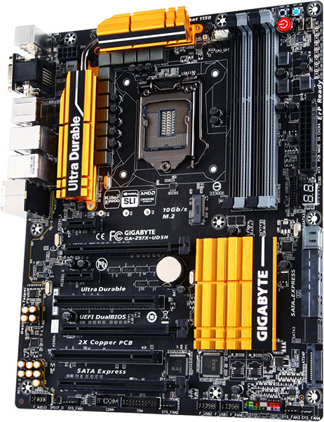 GIGABYTE Rolls Out H97/Z97 Motherboard BIOS Updates To