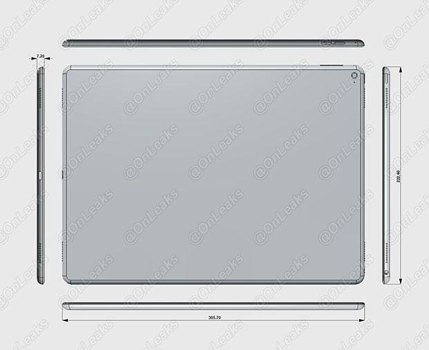 Apple iPad Pro Schematics