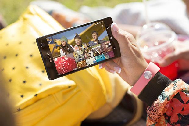 Sony Xperia C4 Picture