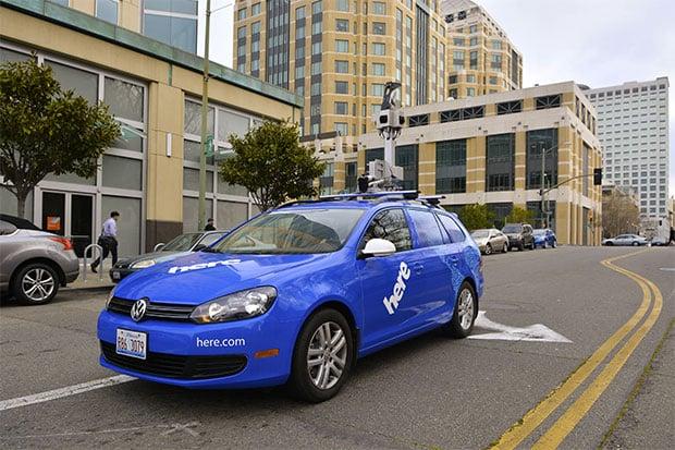 Uber Throws $3 Billion Offer Into Nokia Here Maps Bidding ...