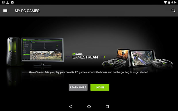 NVIDIA SHIELD Hub For PC Games