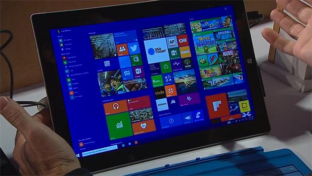 Windows 10 On Surface Pro