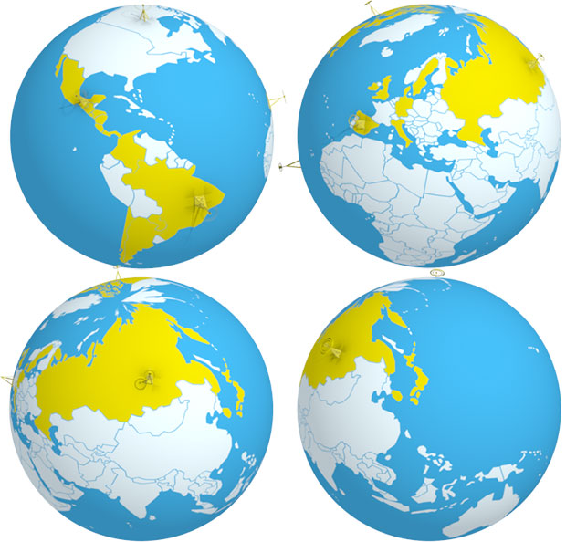 Sprint Globe