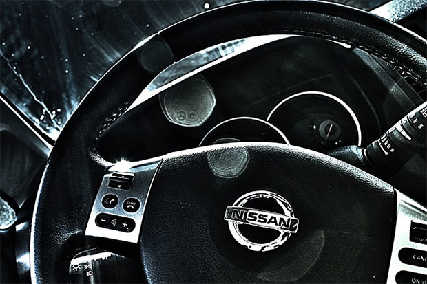 Nissan Steering Wheel