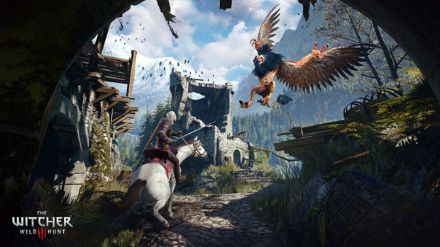 Witcher 3 gets a special SLI profile in the new GeForce driver update.