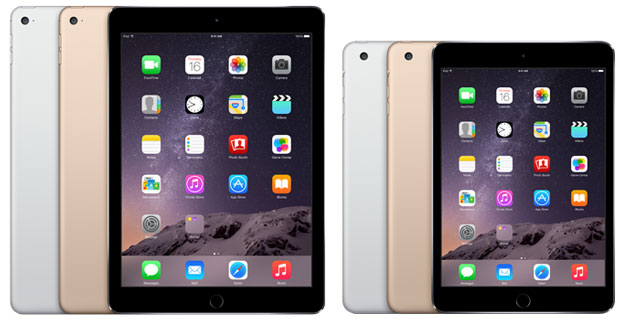 Apple appears to be planning new versions of its iPad, which will be larger and may feature iOS9