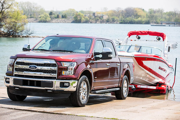 Ford Boat