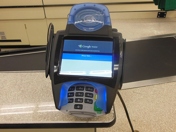 Google Wallet Terminal