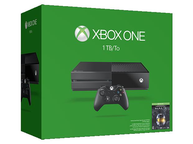 1TB Xbox One Console