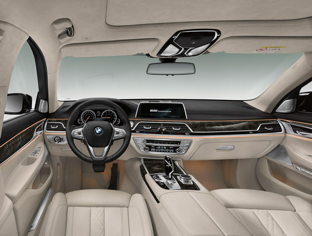 BMW 7-Series Interior