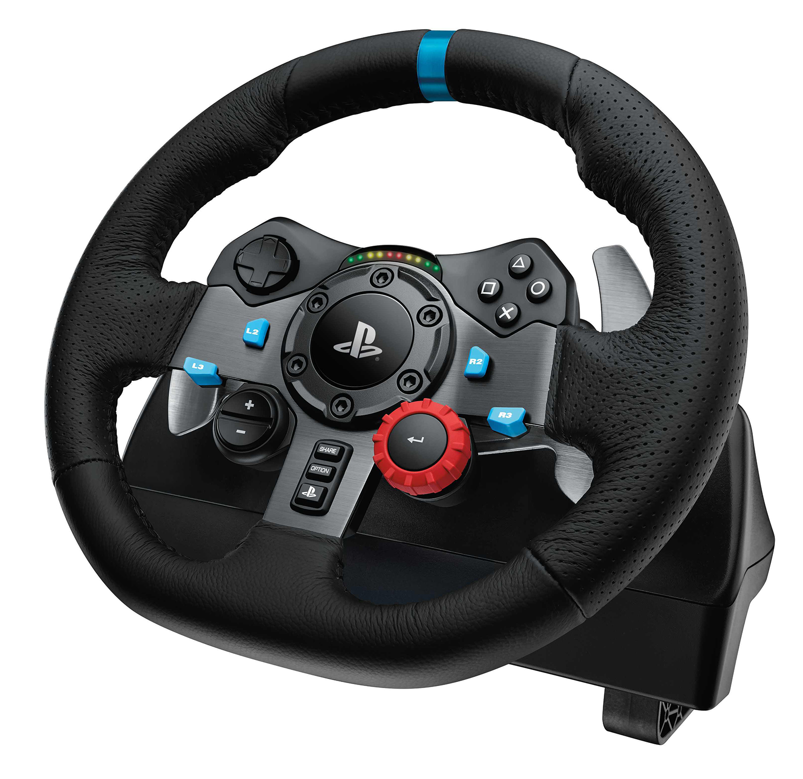 Logitech Introduces G29, G920 Racing Wheels For PS3, PS4, Xbox One And PC