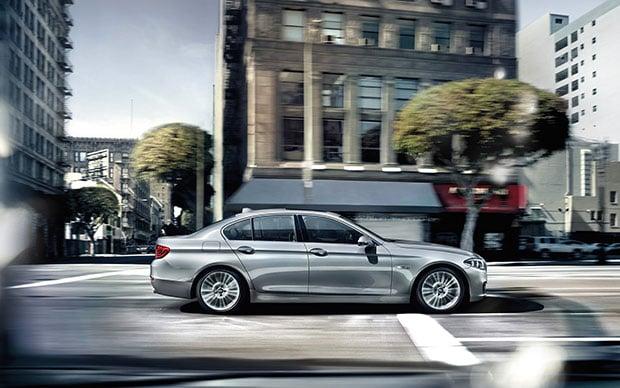 BMW 5-Series Saloon