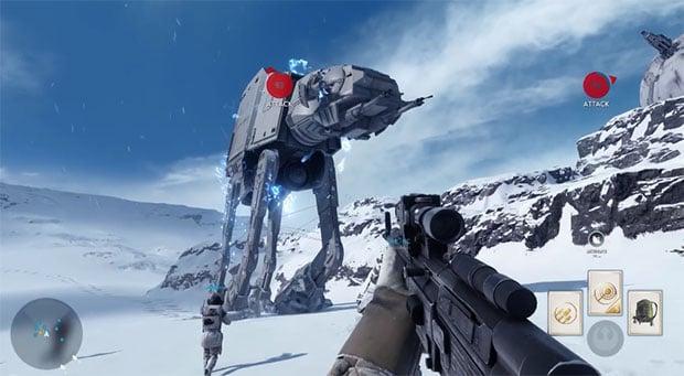 תוצאת תמונה עבור star wars battlefront 3 gameplay