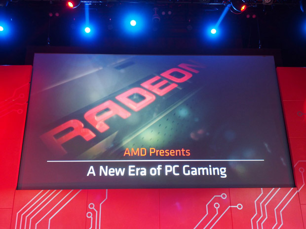 AMD Radeon Event