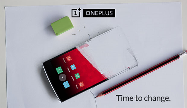 OnePlus Change