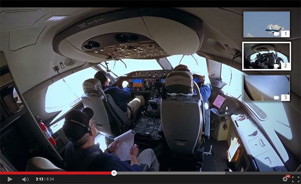 Boeing YouTube Choose Your View 01