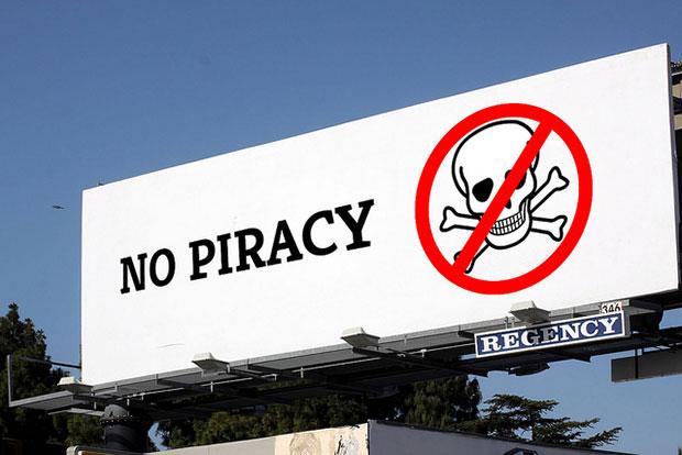 Piracy Billboard