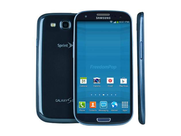 Samsung Galaxy SIII FreedomPop