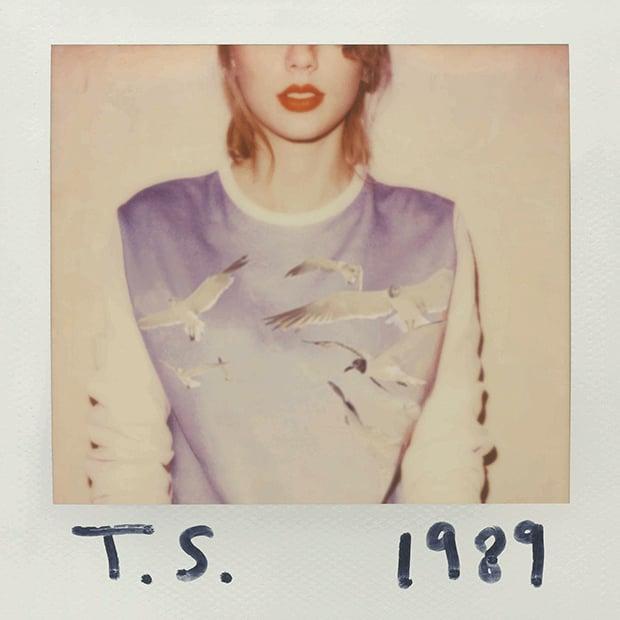 Taylor Swift 1989 album cover
