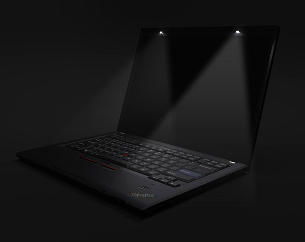 Lenovo ThinkPad concept