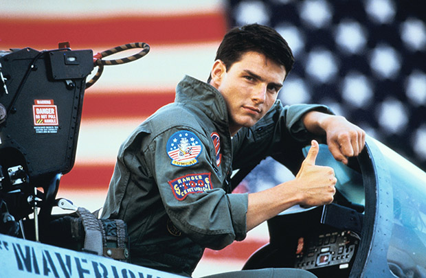 Maverick Tom Cruise Top Gun