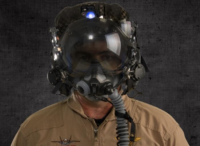 Lockheed Martin F-35 Helmet