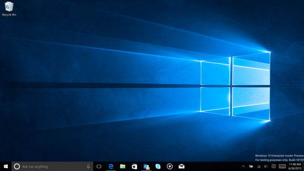 Windows 10 Insider Preview Build 10159
