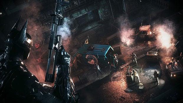 Batman Arkham Knight 01